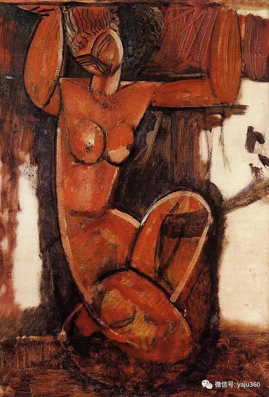 世界著名画家之莫迪利阿尼插图113