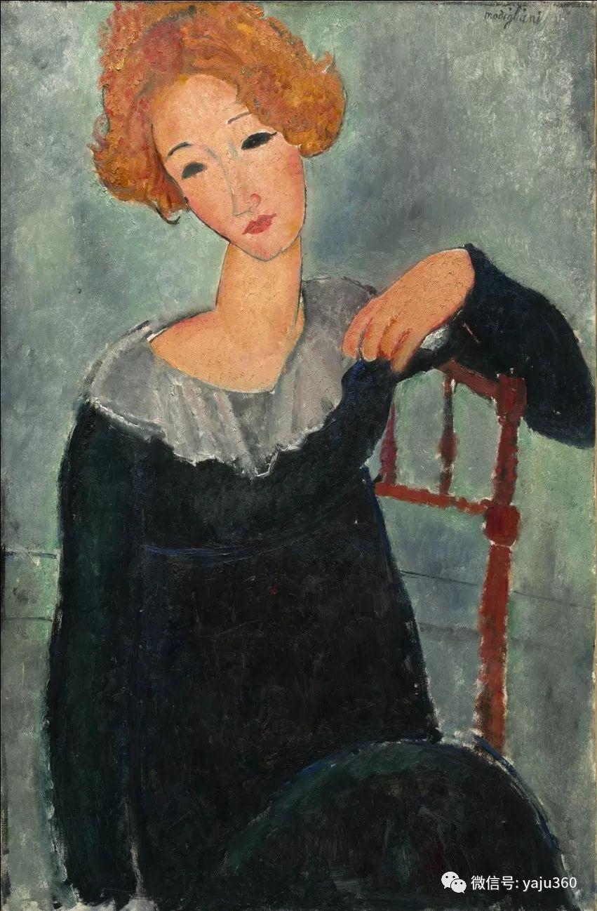 世界著名画家之莫迪利阿尼插图117