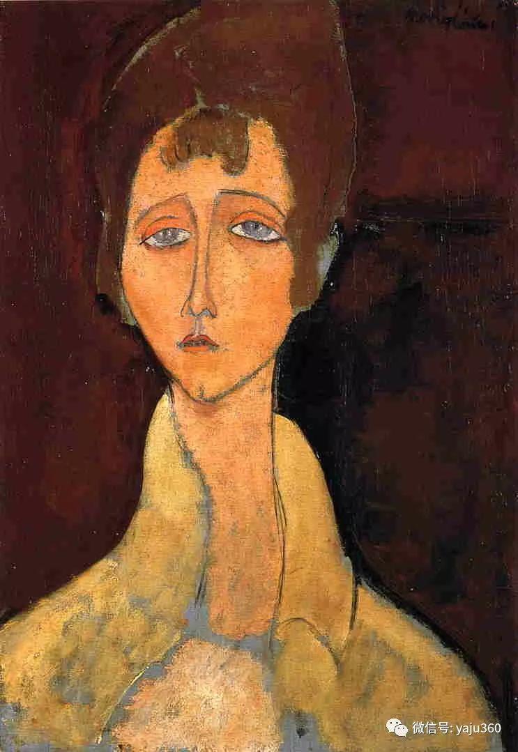 世界著名画家之莫迪利阿尼插图119