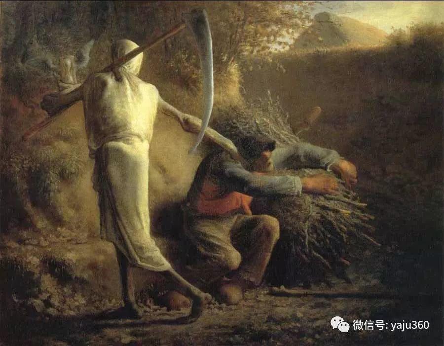 世界著名画家系列九之米勒插图5