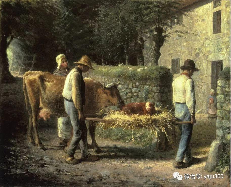 世界著名画家系列九之米勒插图63