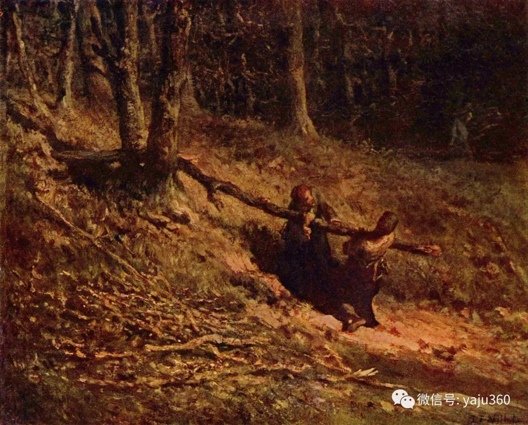 世界著名画家系列九之米勒插图83
