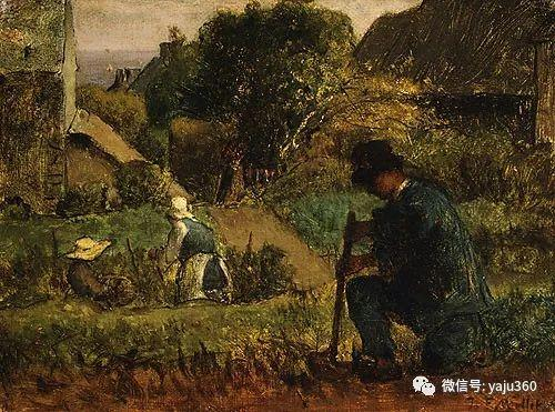 世界著名画家系列九之米勒插图87