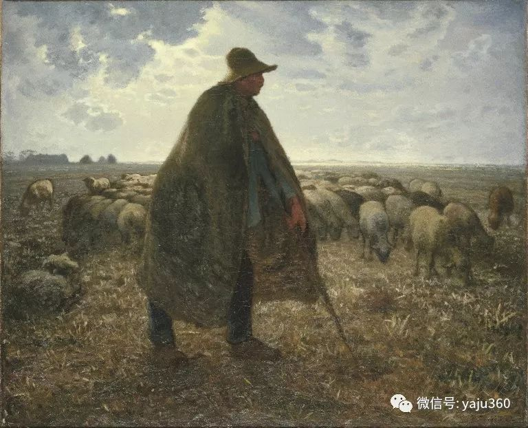 世界著名画家系列九之米勒插图101
