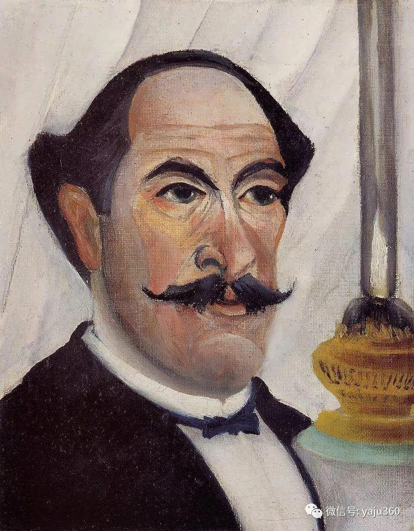 世界著名画家之卢梭插图1