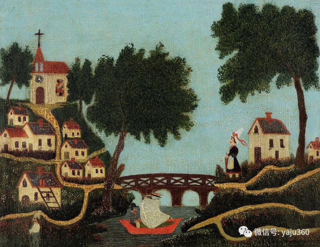世界著名画家之卢梭插图3