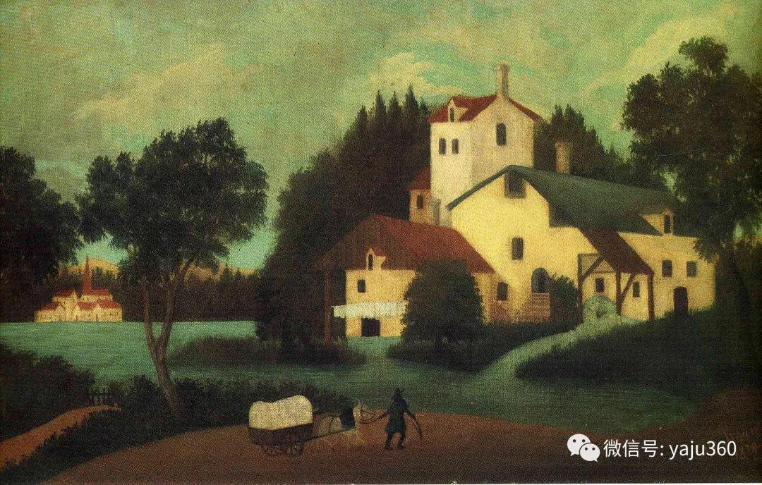 世界著名画家之卢梭插图5