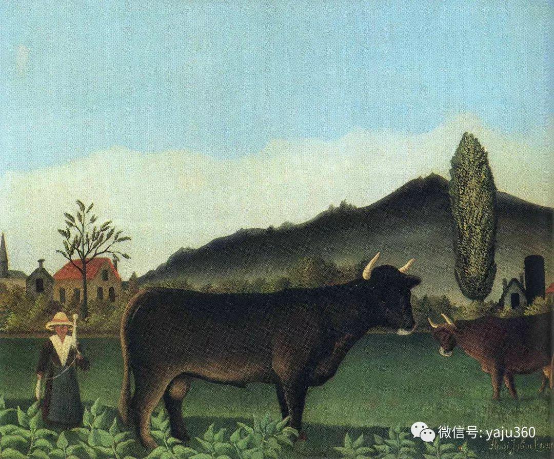 世界著名画家之卢梭插图11