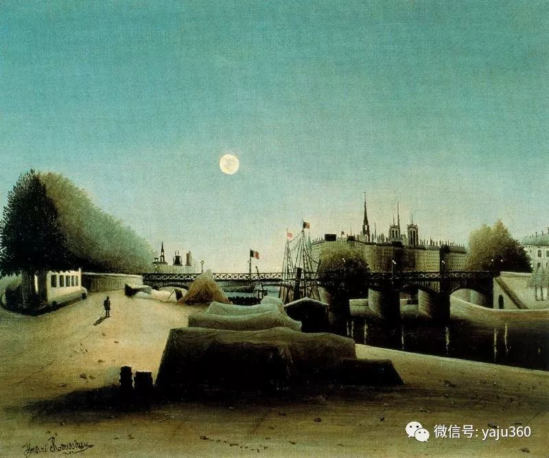 世界著名画家之卢梭插图15
