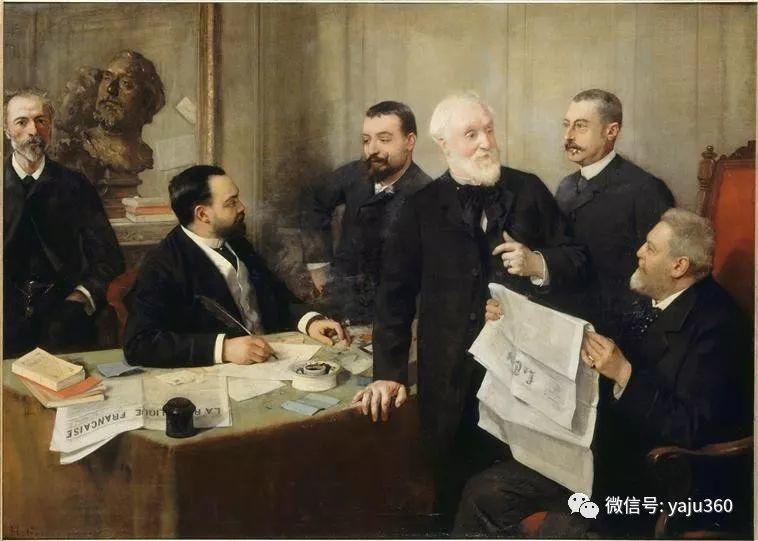 世界著名画家之卢梭插图17