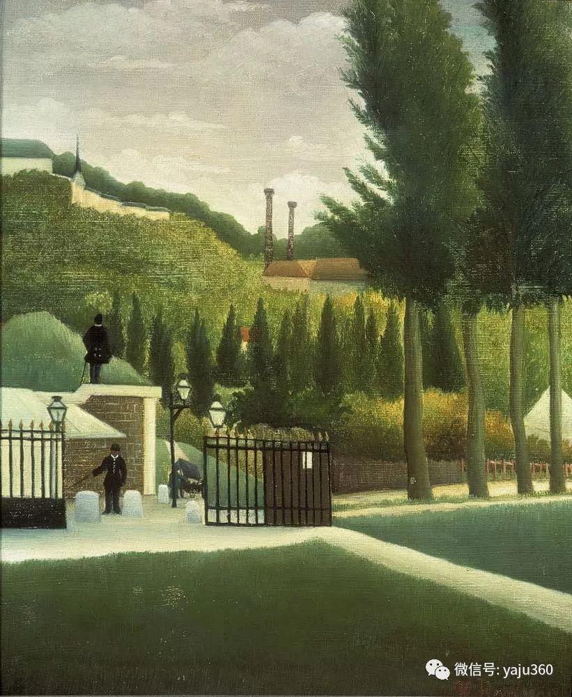 世界著名画家之卢梭插图21