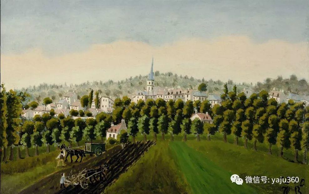 世界著名画家之卢梭插图25
