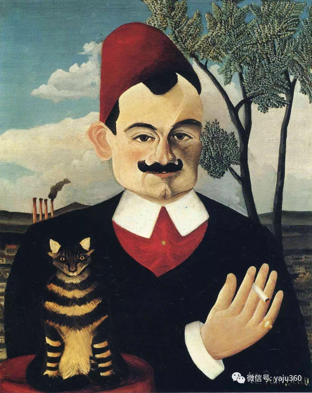 世界著名画家之卢梭插图27