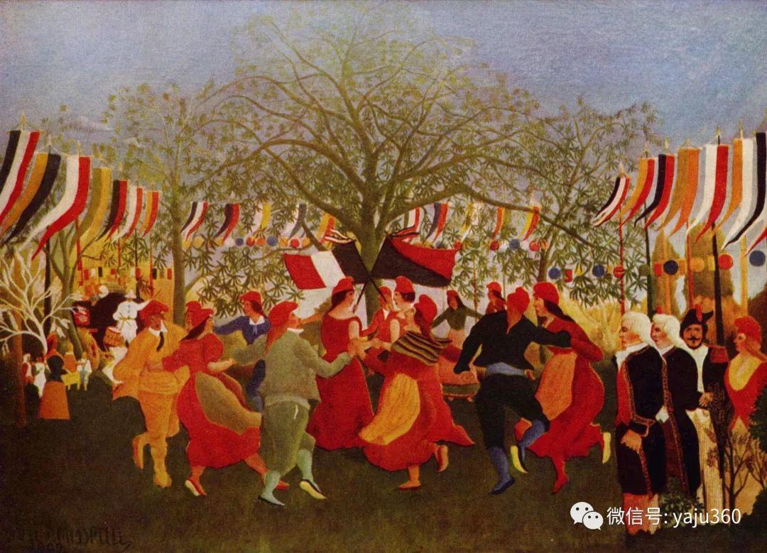 世界著名画家之卢梭插图31
