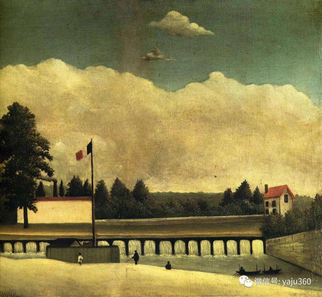 世界著名画家之卢梭插图37
