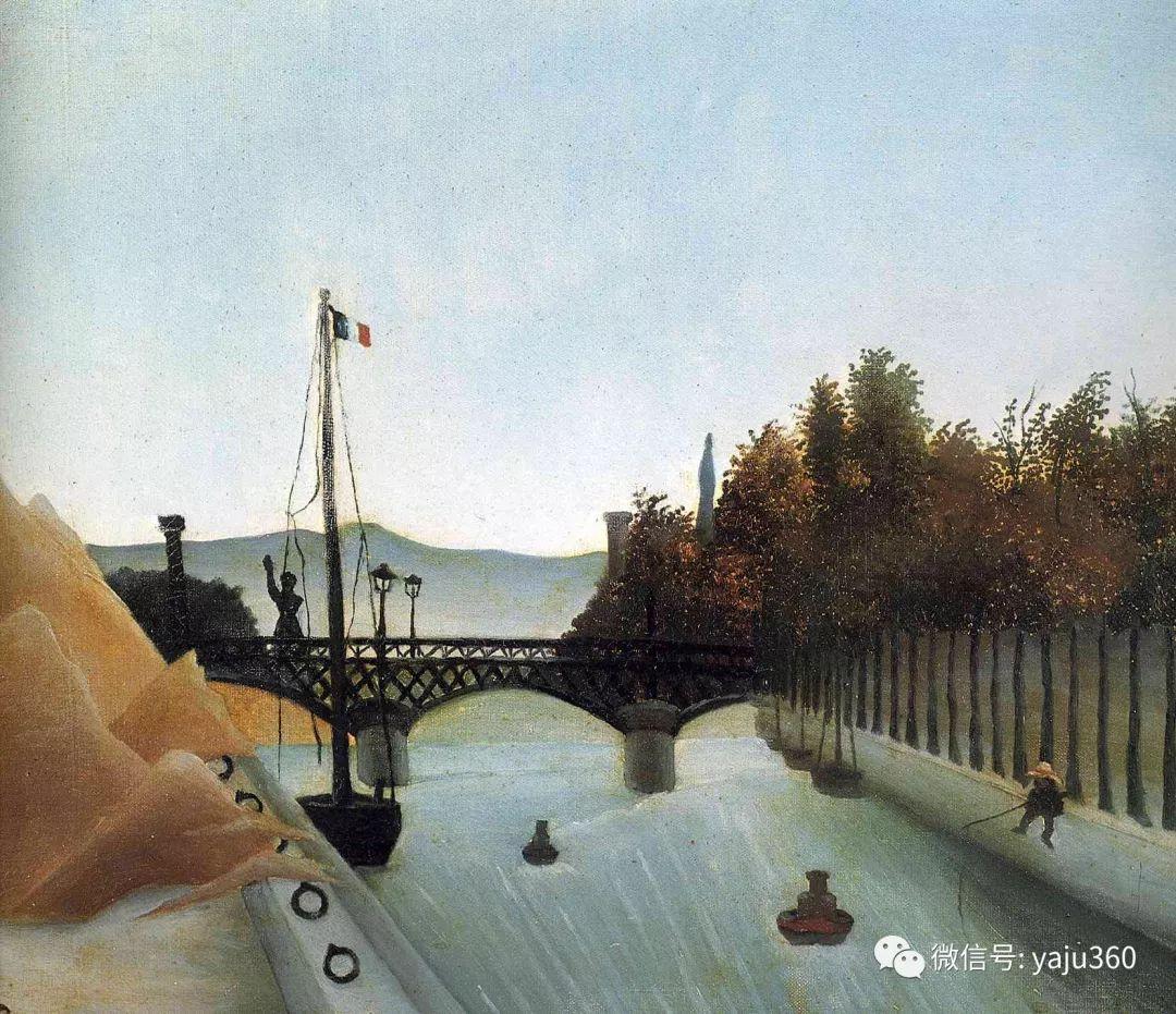 世界著名画家之卢梭插图43
