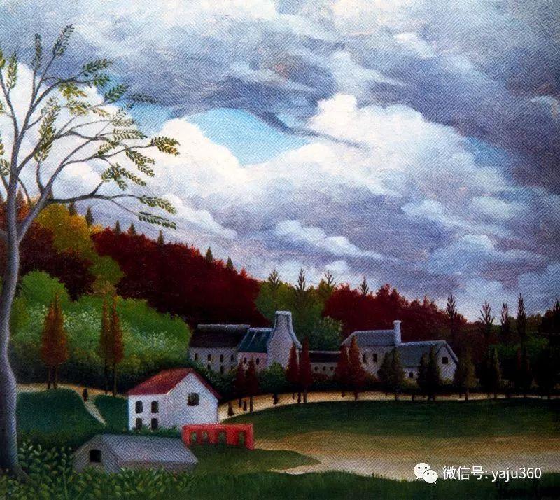 世界著名画家之卢梭插图47