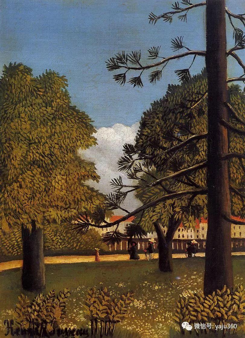 世界著名画家之卢梭插图49
