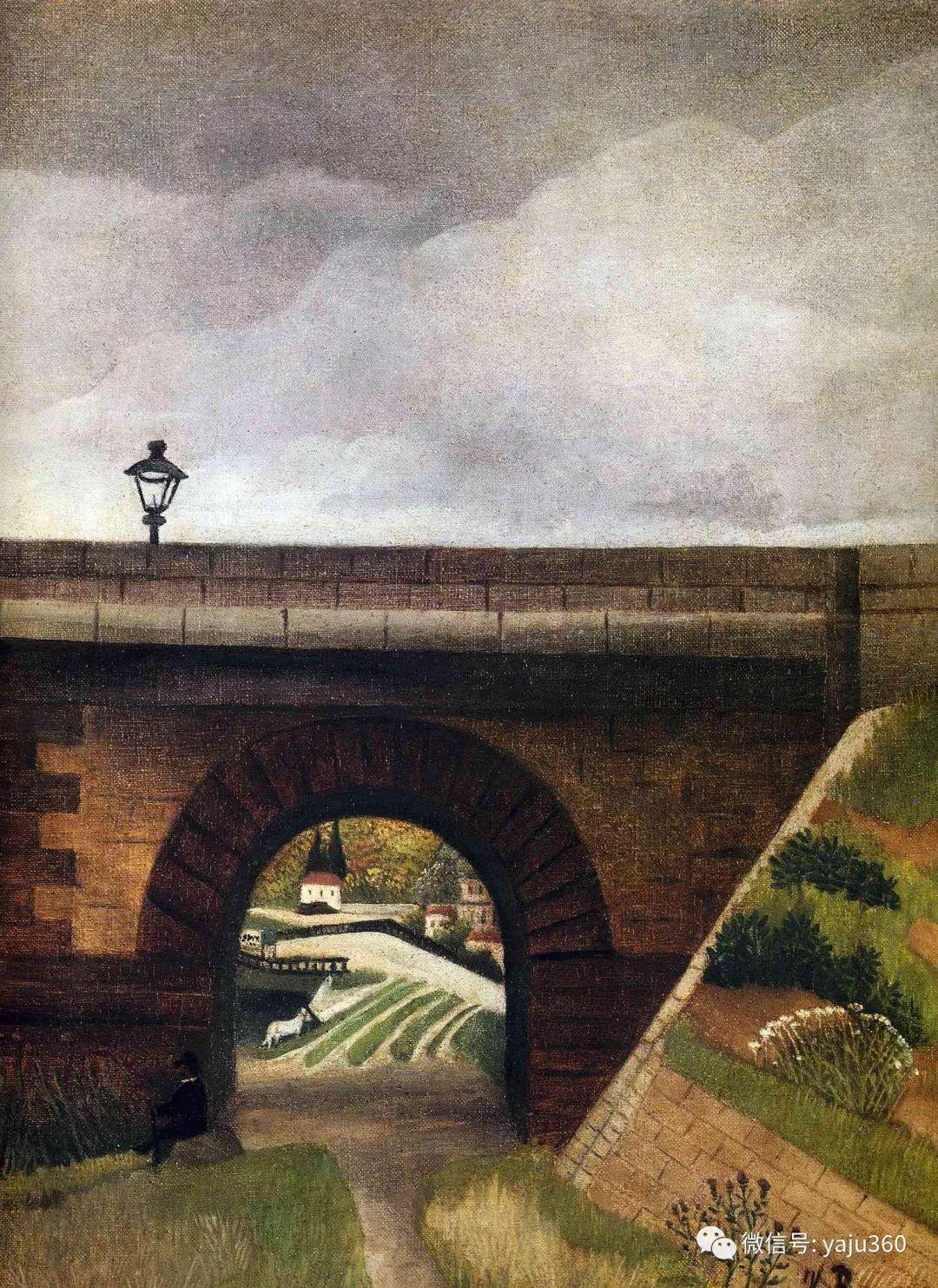 世界著名画家之卢梭插图53