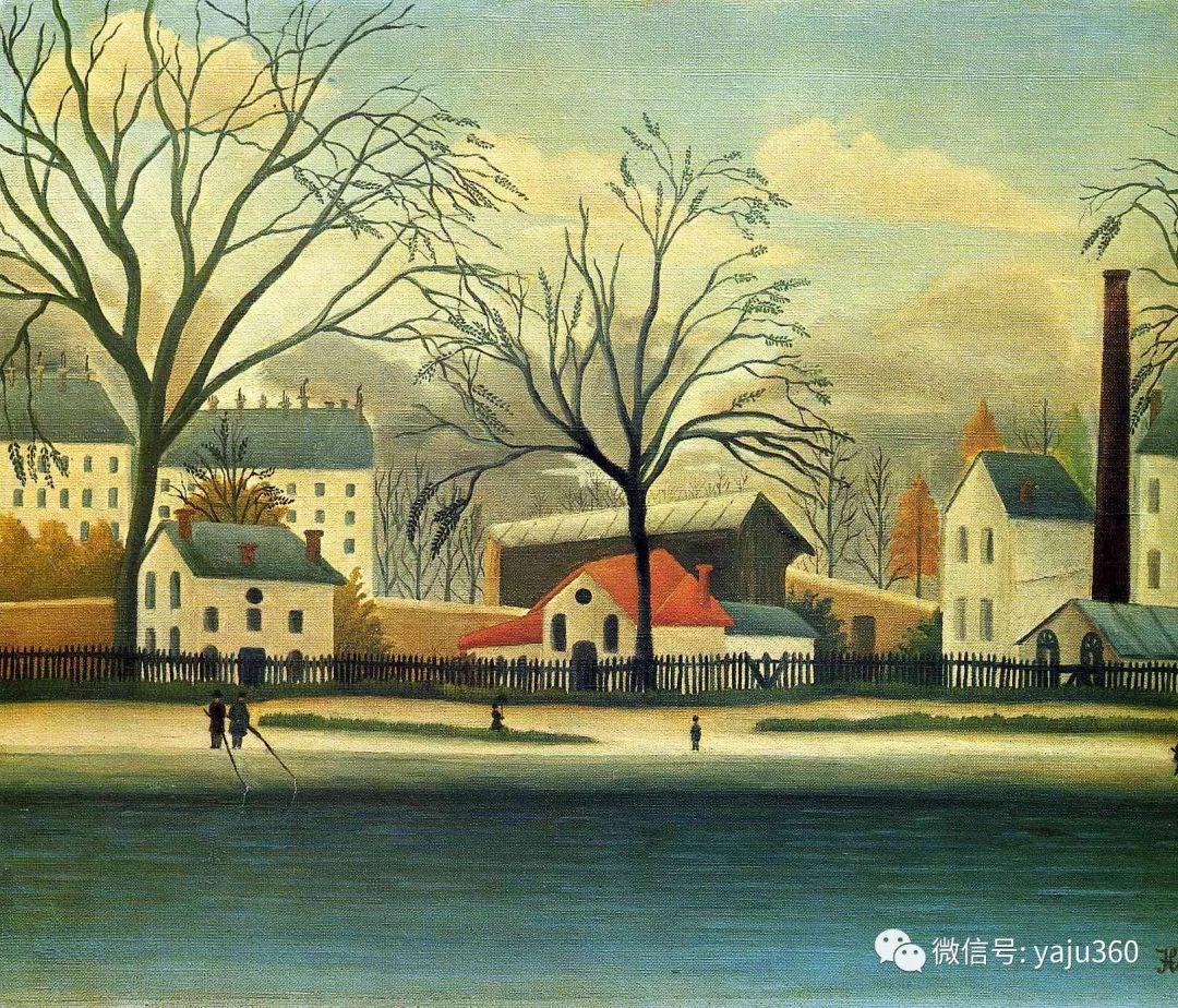 世界著名画家之卢梭插图57