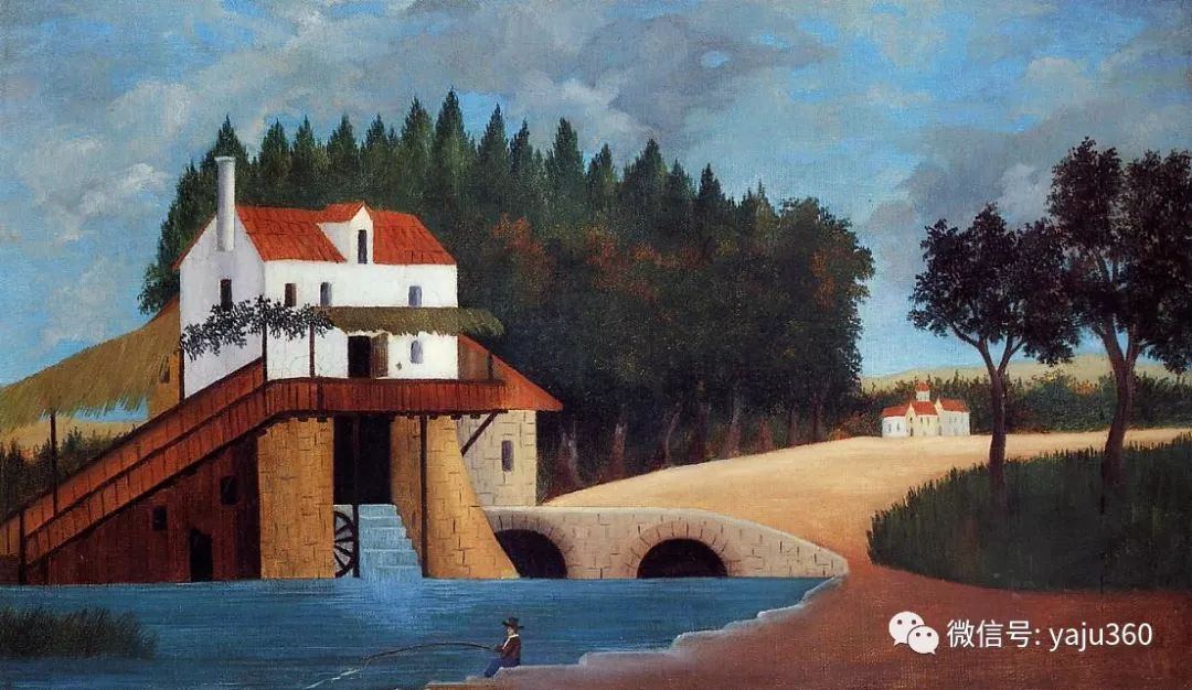 世界著名画家之卢梭插图59