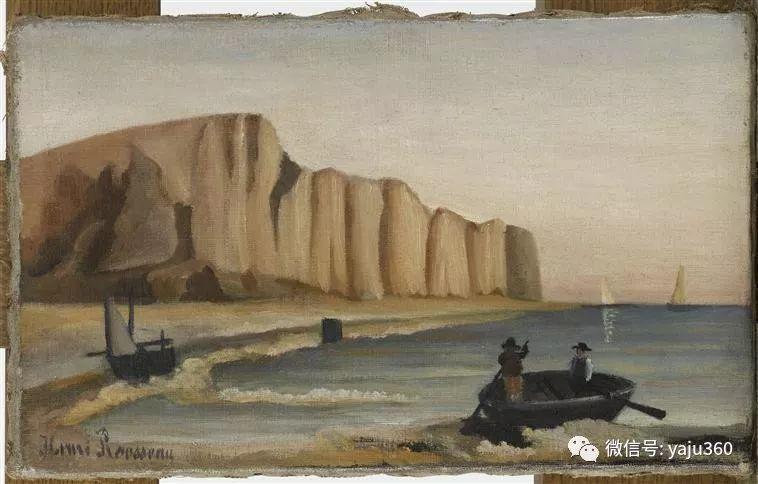 世界著名画家之卢梭插图67