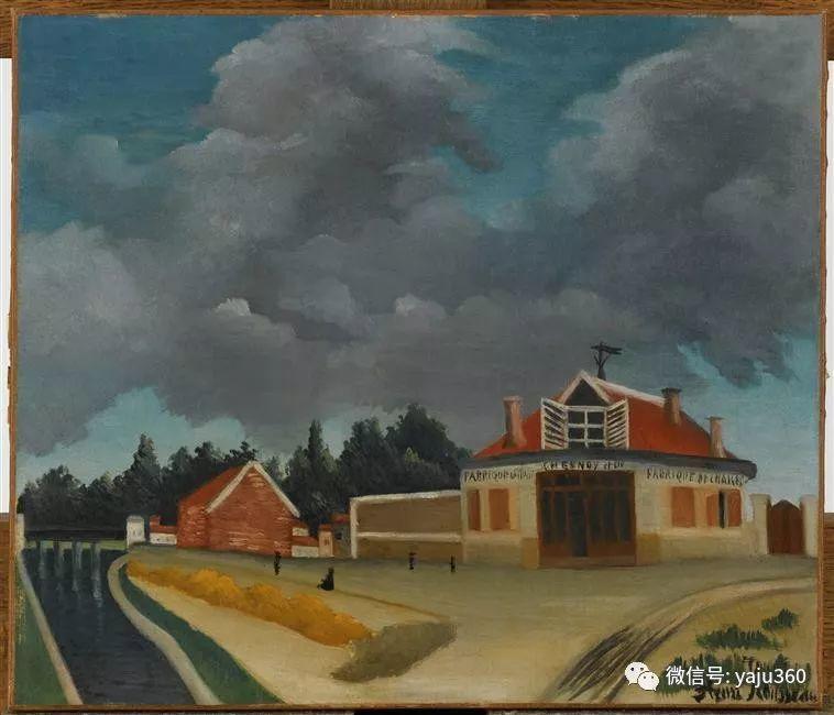 世界著名画家之卢梭插图69