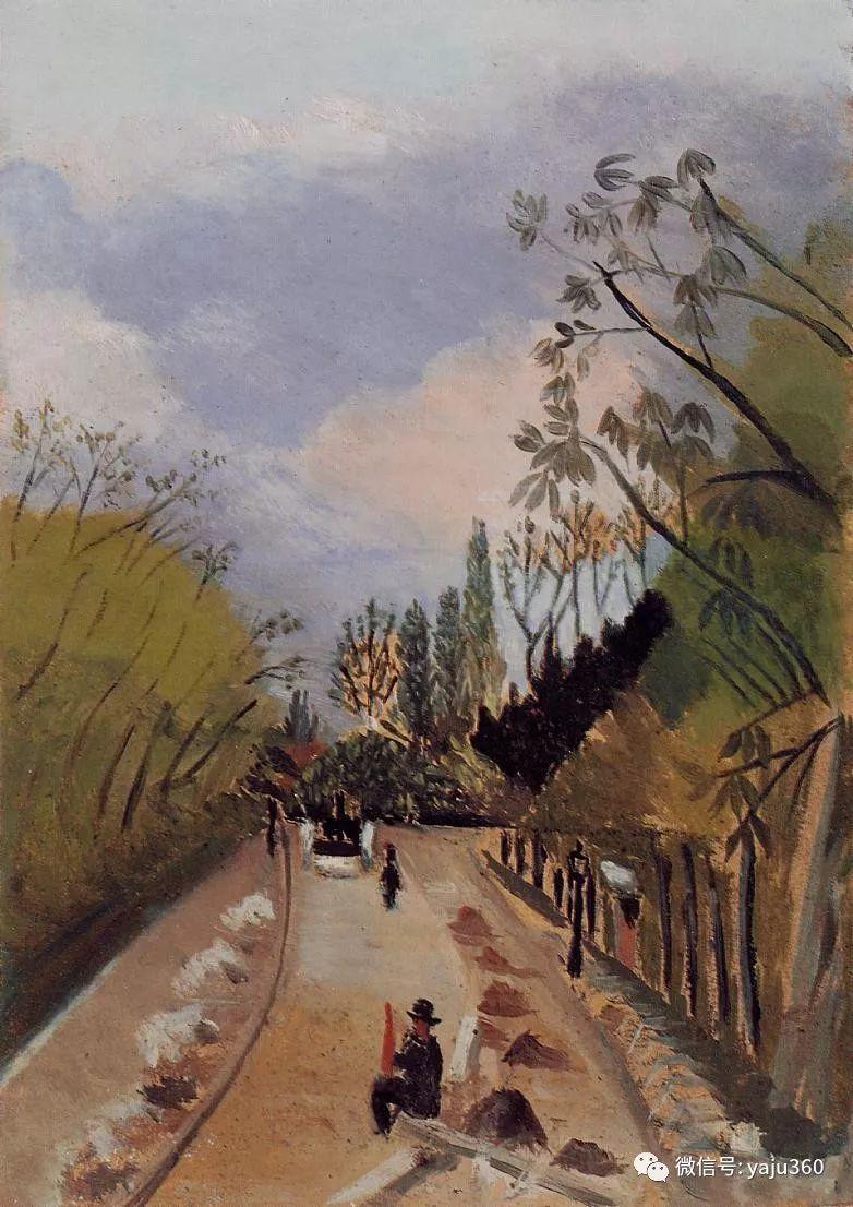 世界著名画家之卢梭插图77
