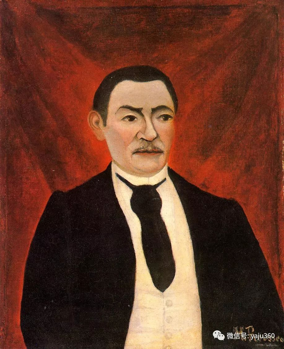 世界著名画家之卢梭插图79