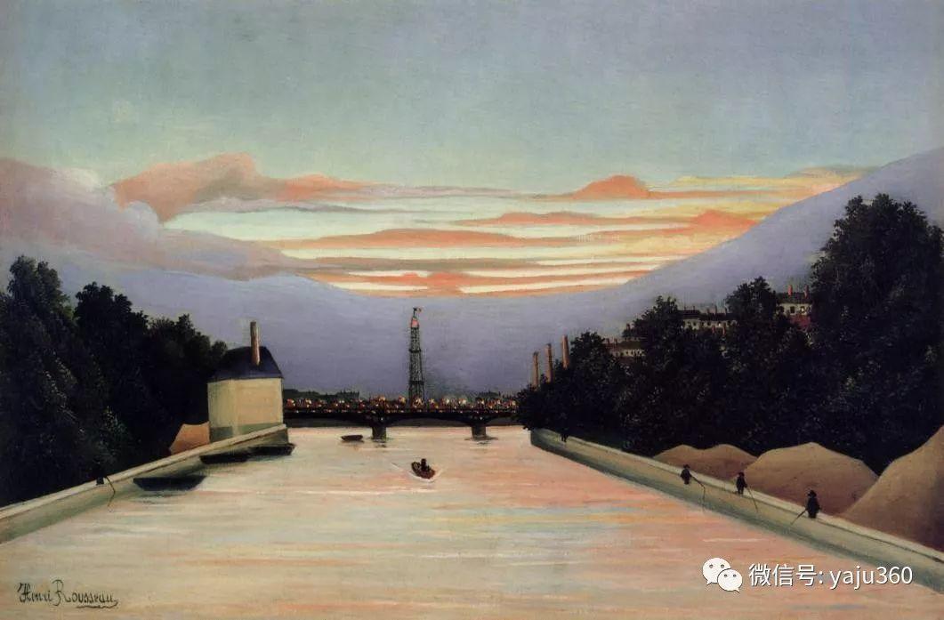 世界著名画家之卢梭插图81