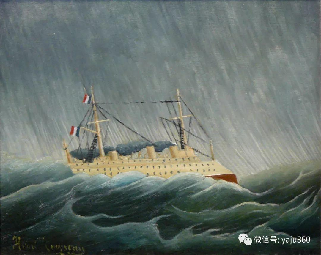 世界著名画家之卢梭插图85