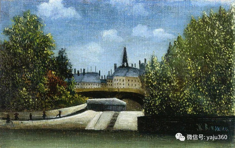 世界著名画家之卢梭插图87