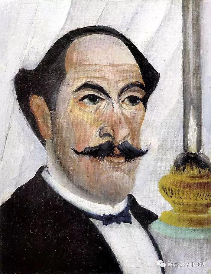 世界著名画家之卢梭插图89