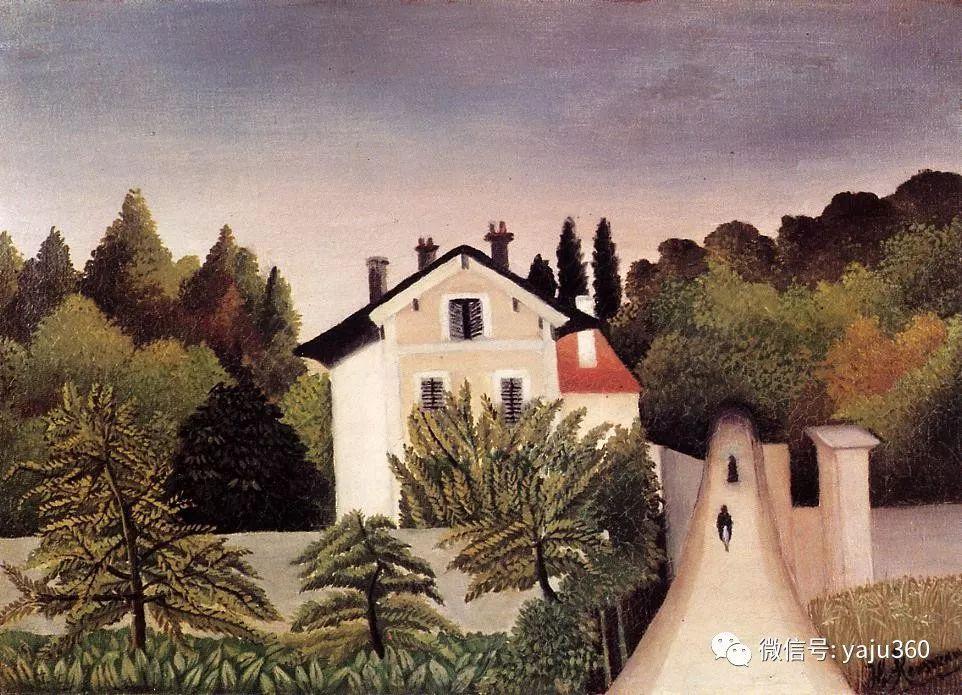 世界著名画家之卢梭插图95