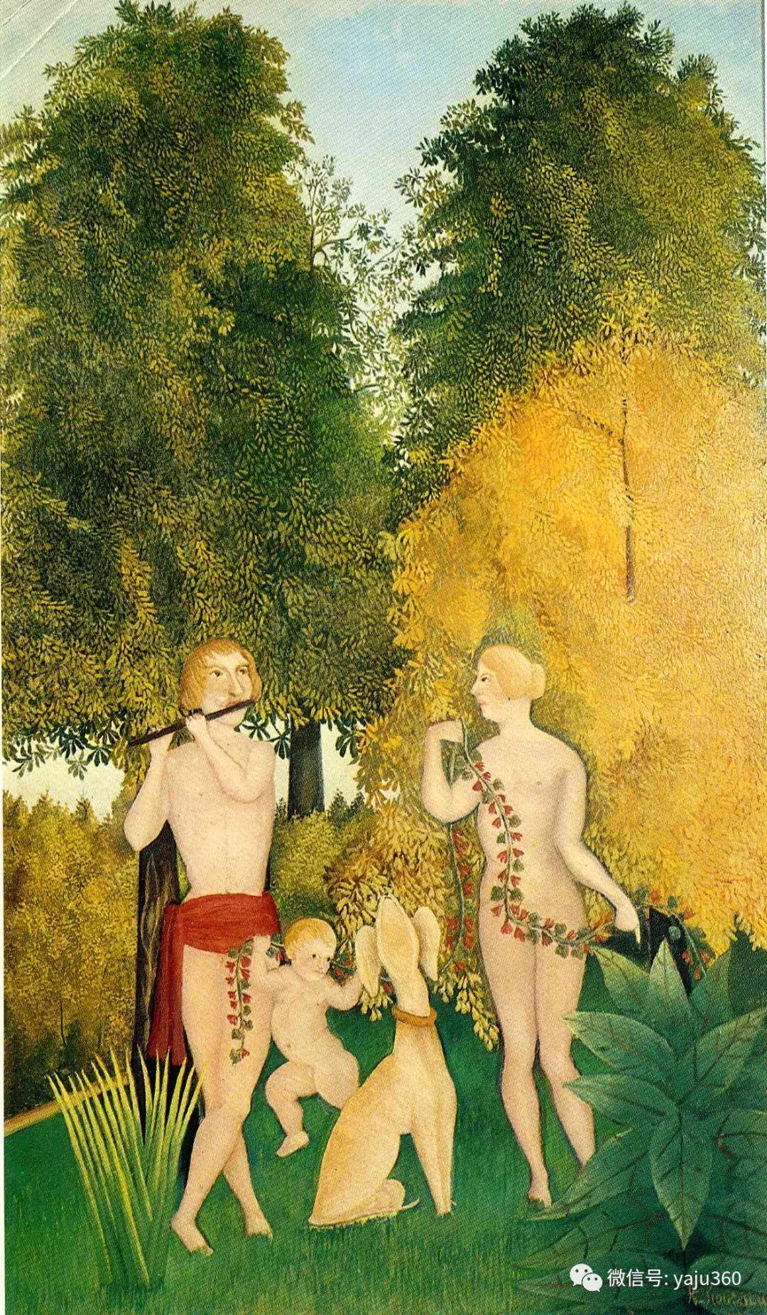 世界著名画家之卢梭插图97
