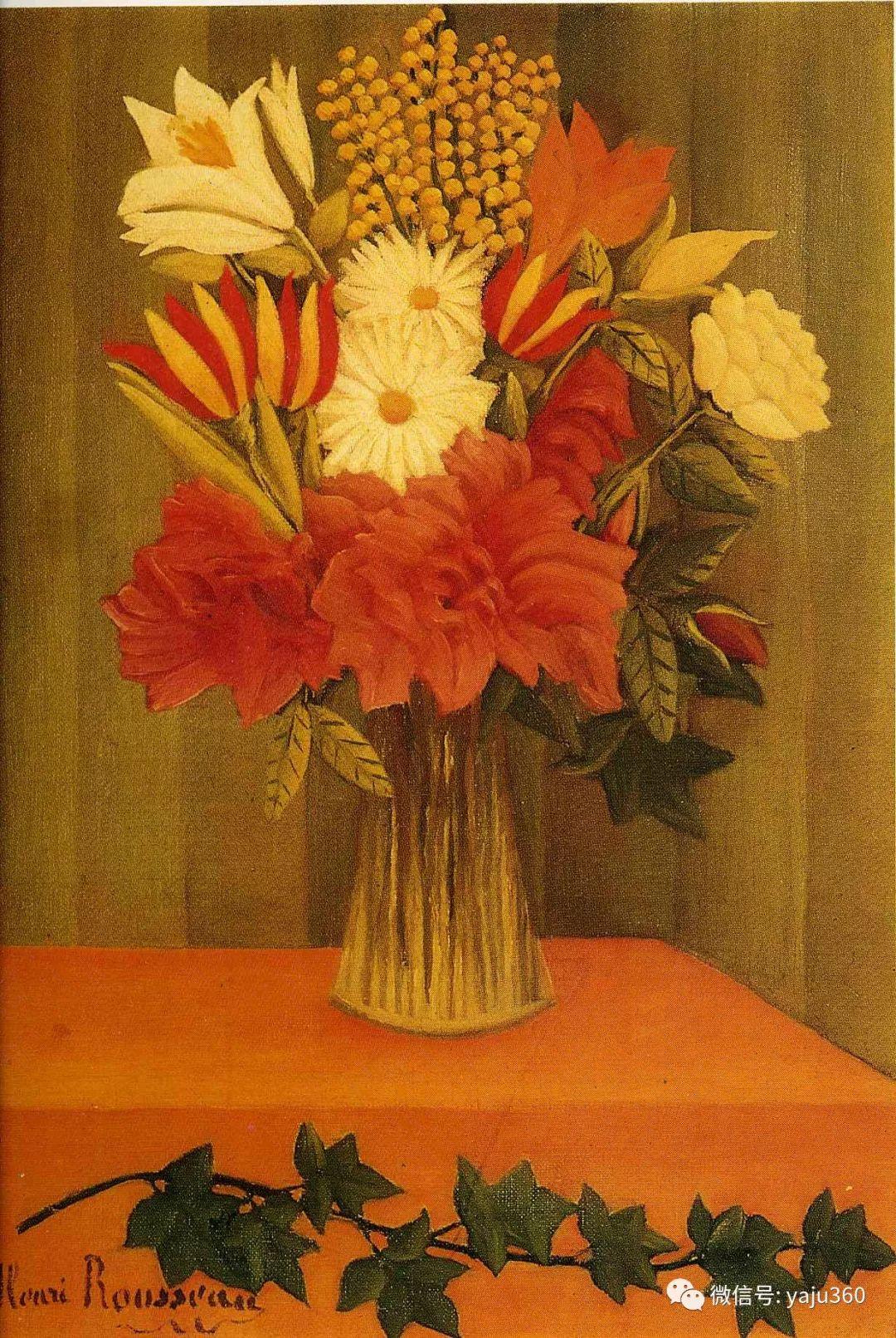 世界著名画家之卢梭插图99