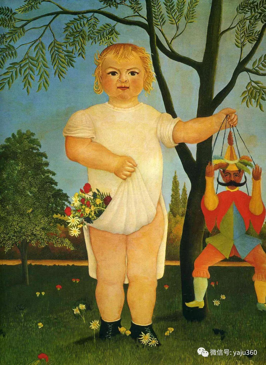 世界著名画家之卢梭插图101