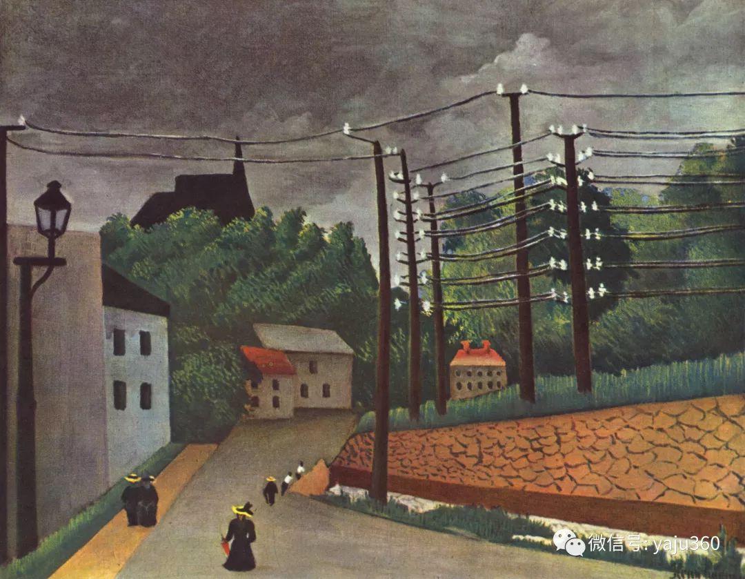世界著名画家之卢梭插图105