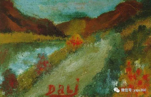世界著名画家之达利插图25