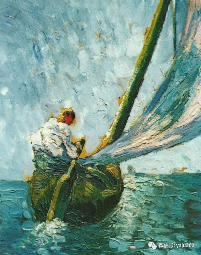 世界著名画家之达利插图65