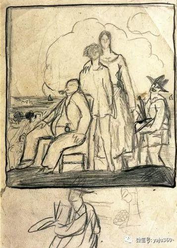 世界著名画家之达利插图83