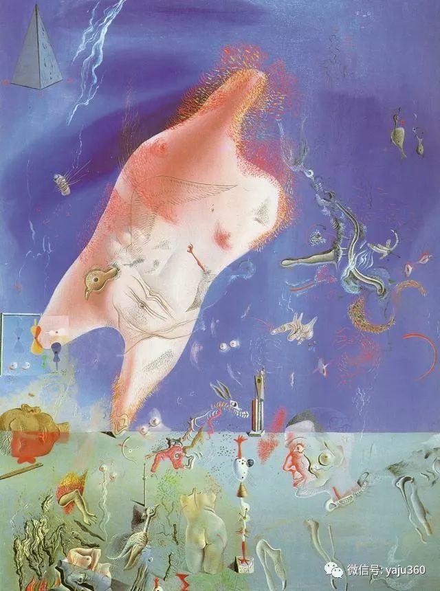 世界著名画家之达利插图85