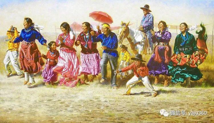 美国Alfredo Rodriguez油画作品集插图