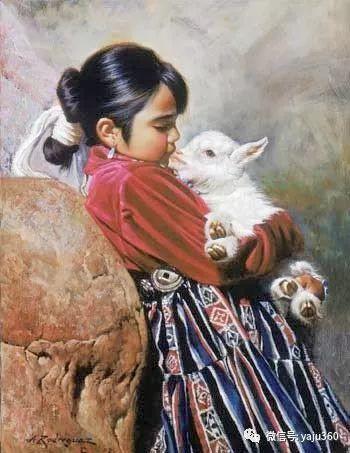 美国Alfredo Rodriguez油画作品集插图11