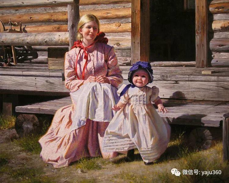 美国Alfredo Rodriguez油画作品集插图15