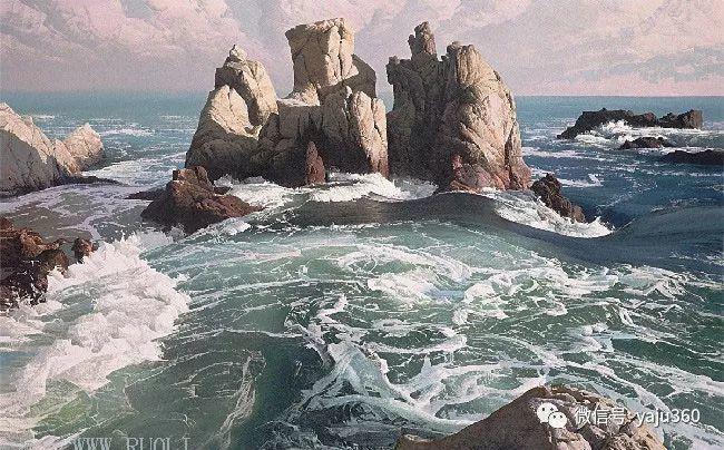 海的风景插图18