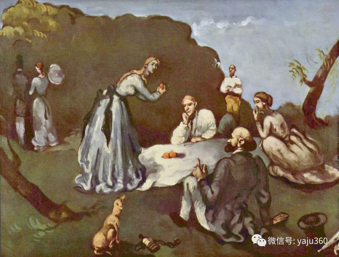 现代绘画之父保罗·塞尚插图35