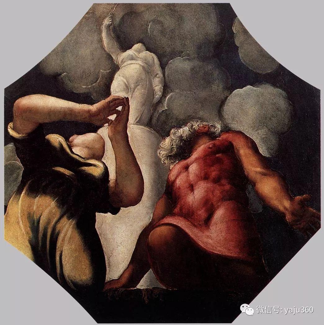 世界著名画家之丁托列托插图7
