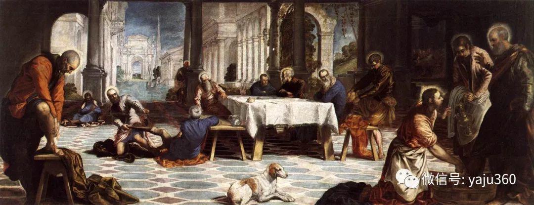 世界著名画家之丁托列托插图25