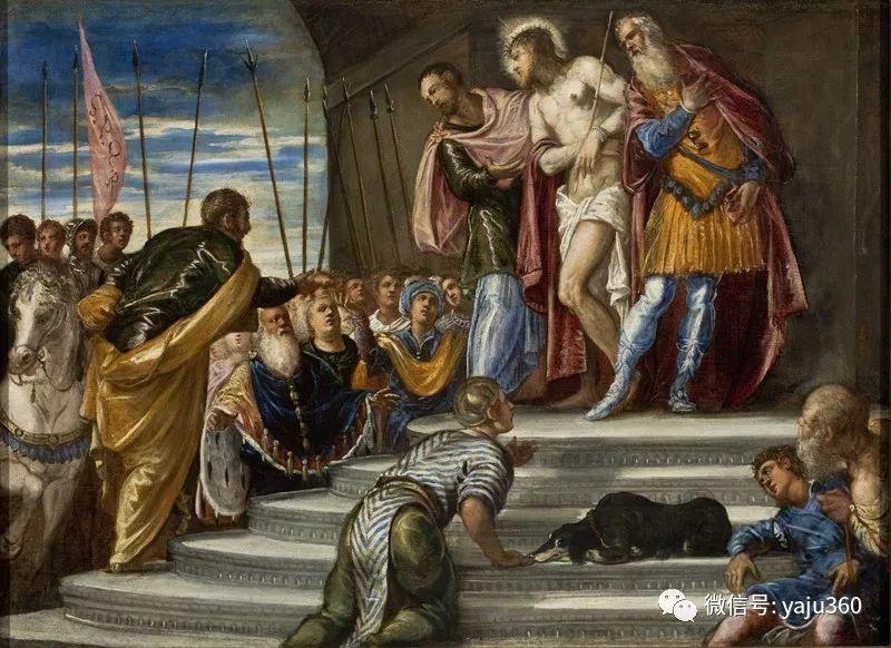 世界著名画家之丁托列托插图27
